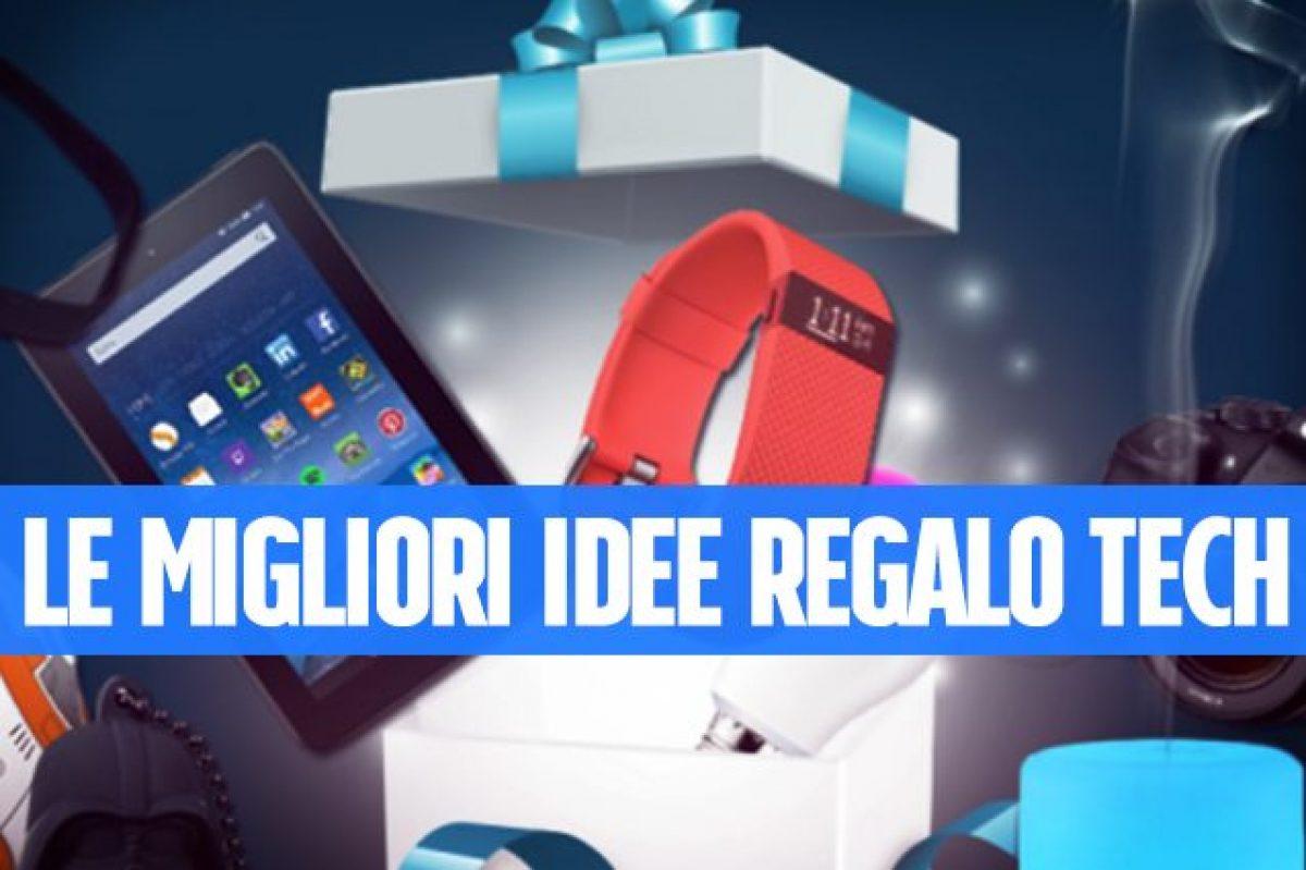 I migliori regali tecnologici sotto i 50 euro: 9 idee originali
