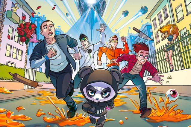 Supereroi per Caso, il nuovo libro del collettivo di YouTube