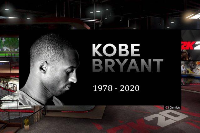 Kobe Bryant, l'omaggio di NBA 2K20 al cestista leggendario