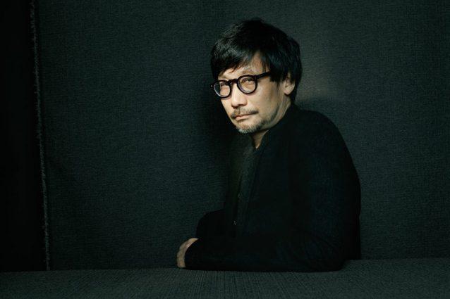 Hideo Kojima sarà premiato ai prossimi BAFTA Awards