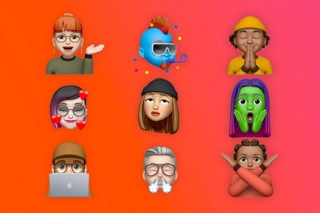 Tra le nuove Memoji di iPhone c'è anche quella che alza gli