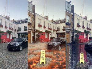 Gli incredibili filtri di Snapchat per trasformare il pavime