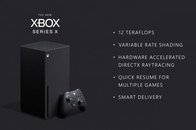 Xbox Series X, le caratteristiche tecniche svelate da Micros