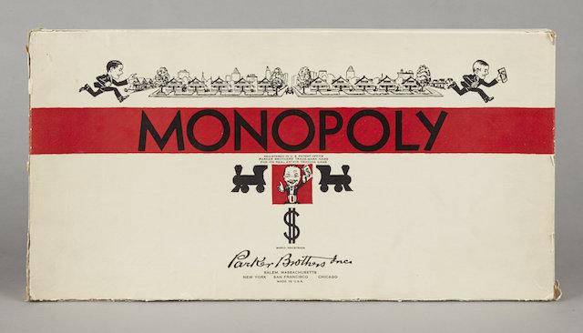 monopoly 80 anni