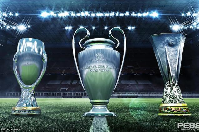 PES 2016 Champions League