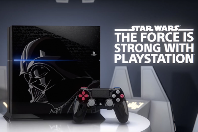 playstation 4 star wars