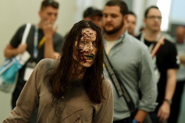 zombie amazon