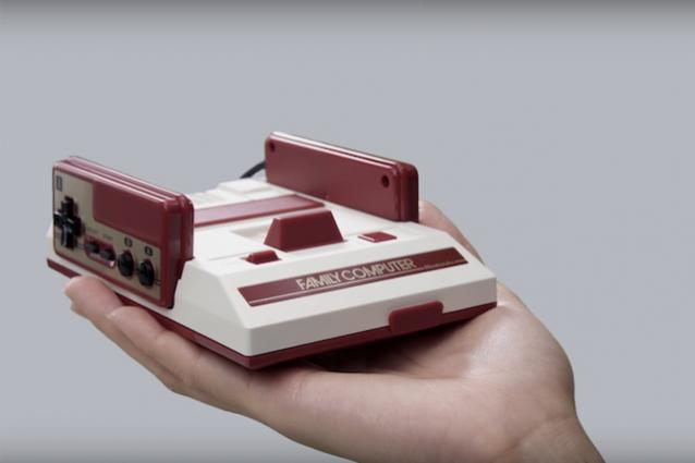Nintendo, il leggendario Famicom torna in vendita (in Giappone)