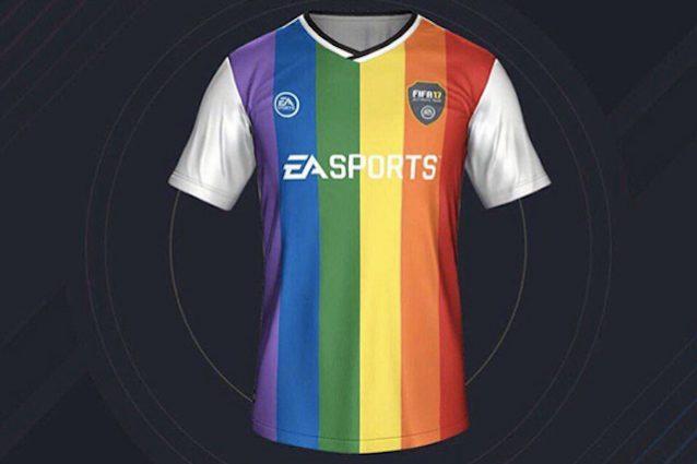 """FIFA 17, l'accusa della Russia: """"Fa propaganda omosessuale"""""""