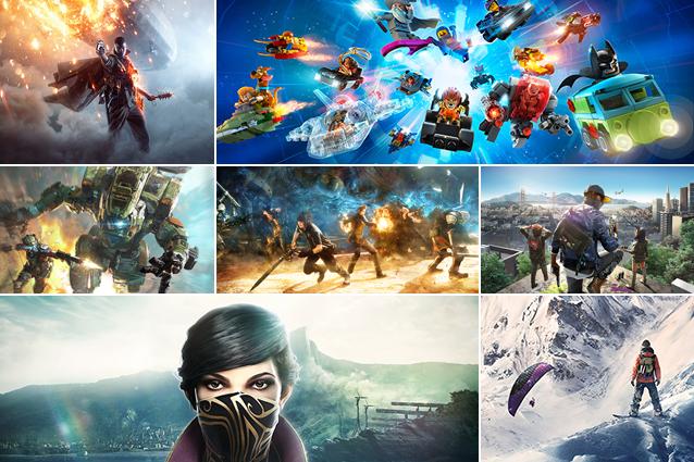 7 videogiochi da regalare a Natale