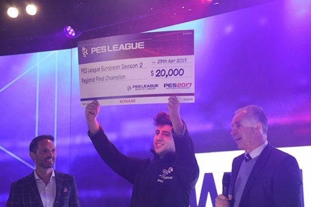 Un 20enne italiano ha vinto 20 mila dollari giocando (bene) a PES