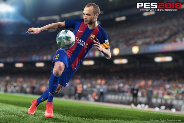 Svelata la data di uscita di PES 2018: tutte le novità del gioco