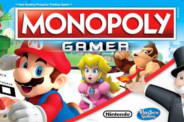 Monopoly Gamer, la nuova edizione del gioco da tavolo con protagonista Super Mario