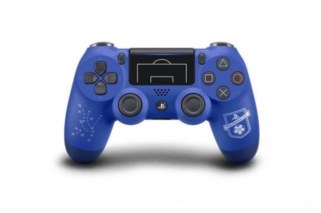 DualShock 4 PlayStation F.C., il nuovo controller wireless dedicato agli appassionati di calcio