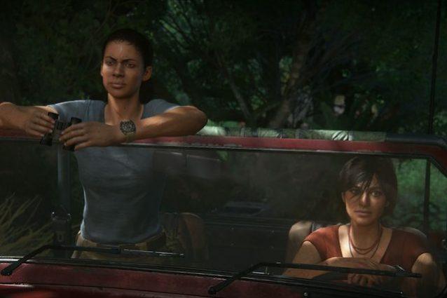 In Uncharted: L'Eredità Perduta le donne sono una forza della natura