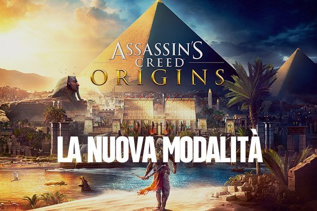 Così Assassin's Creed Origins ti insegnerà la storia