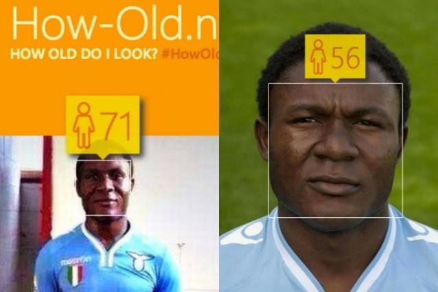 Quanti anni ha Minala? Un'app ne rivela l'età: tra i 56 e i 71