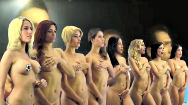 Nude Venezuela 6