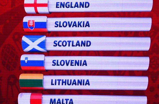 Risultati immagini per scozia girone qualificazione