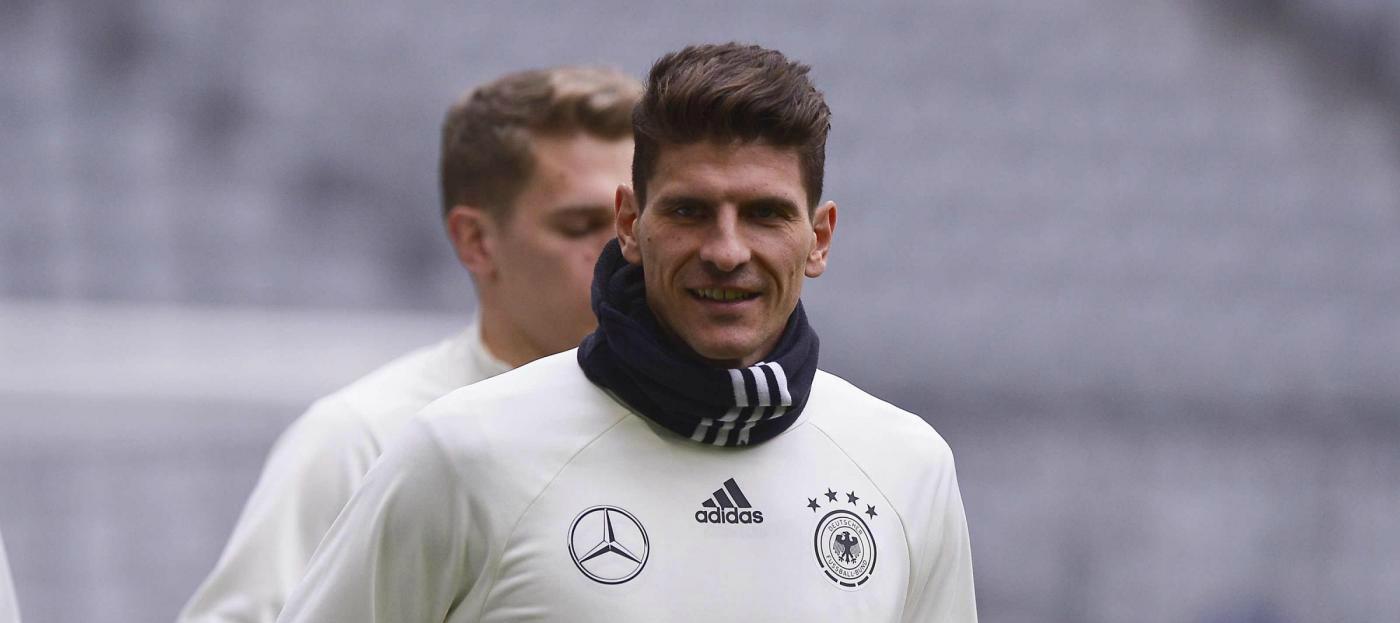 Gomez implora l w a euro 2016 mi basta solo un minuto - Gemelli diversi solo un minuto ...