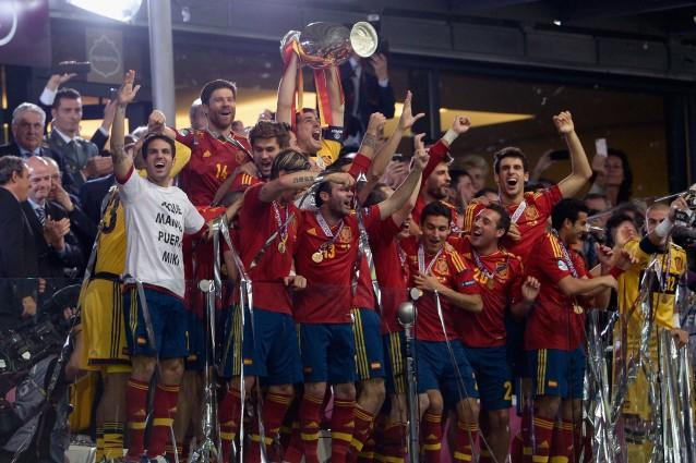 Europei, 2008-2012: la rivoluzione spagnola