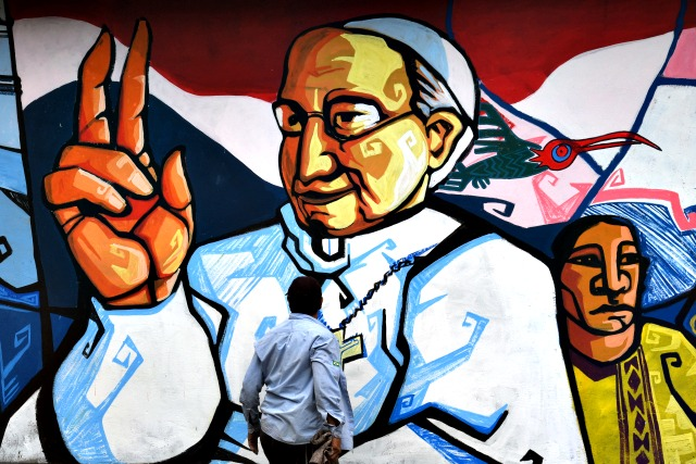 Mourinho doppierà papa francesco in un cartone animato