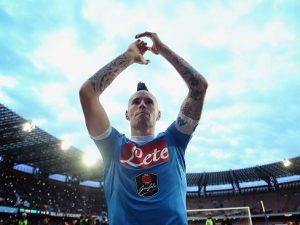 """Napoli, il padre di Hamsik avverte: """"Vogliamo un contratto più ricco"""""""