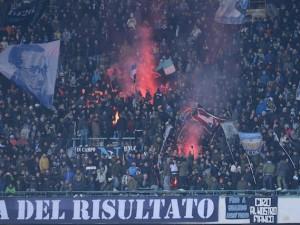 """Napoli, festa al San Paolo per i 90 anni del club con """"Il Volo"""" e il messaggio di Maradona"""