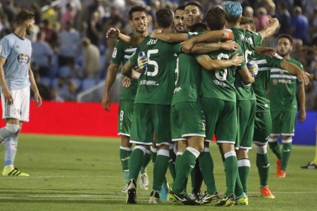 Liga, Leganes nella storia: vittoria all'esordio sul Celta Vigo