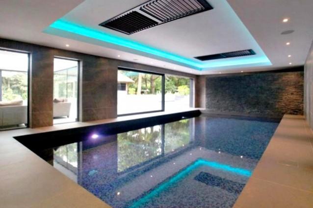 Le cinque ville pi costose dei calciatori for Grandi piani di casa con piscina coperta