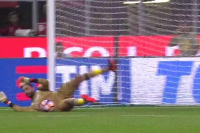 Djordjevic fallisce un gol clamoroso, ma a gioco fermo