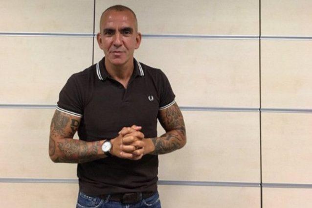 Paolo Di Canio sospeso da Sky per il tatuaggio fascista