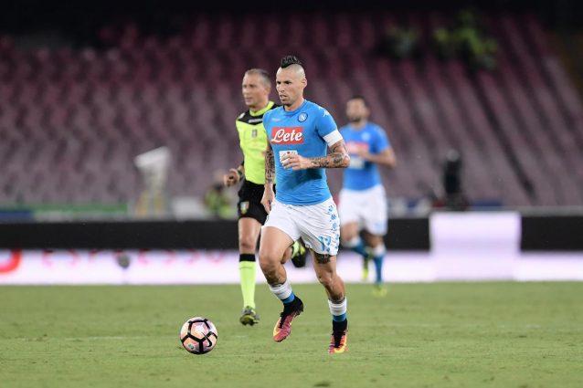 Palermo-Napoli diretta live 3a giornata Serie A 2016-2017