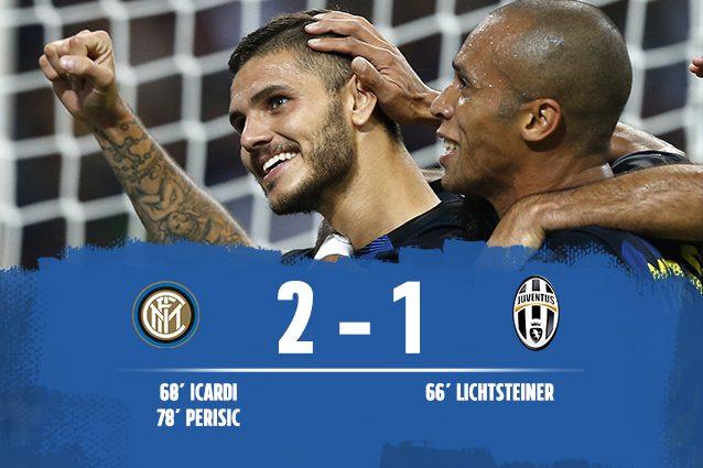 Inter-Juventus 2-1