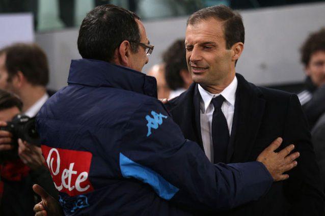 Le statistiche di Juve-Napoli