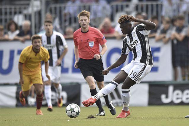 Terza Maglia Juventus MOISE KEAN