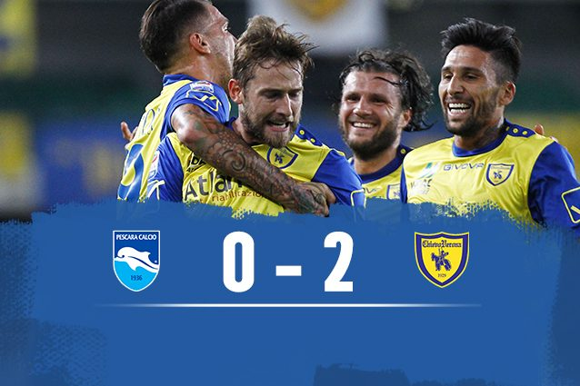 Pescara-Chievo 0-2