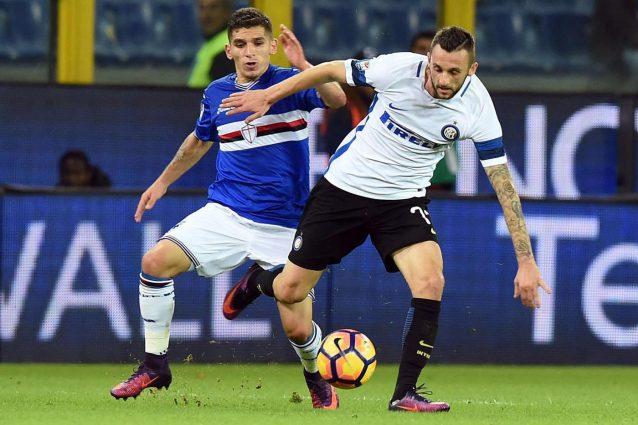 La Samp controlla, l'Inter non punge