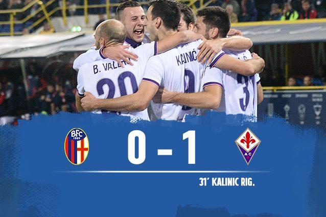 Bologna-Fiorentina 0-1