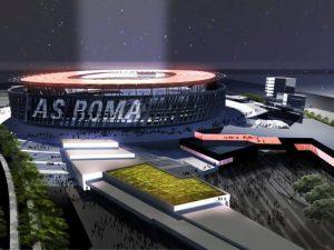 """Stadio della Roma, c'è l'okay """"con prescrizioni"""" della Commissione"""