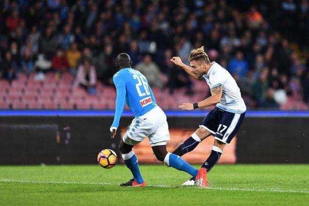 Il Napoli fa la partita