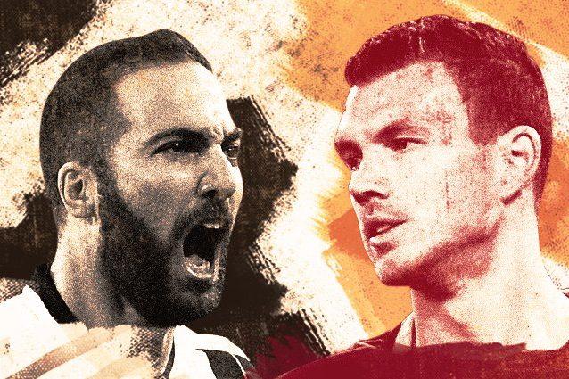 Juventus-Roma diretta 17a giornata Serie A 2016-2017