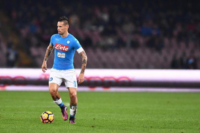 Napoli-Inter diretta 15a giornata Serie A 2016-2017