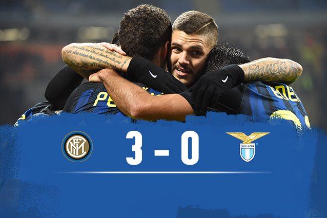 Inter-Lazio 3-0