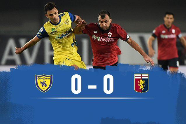 Chievo-Genoa 0-0