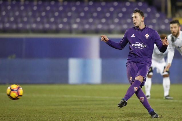Fiorentina-Chievo 1-0, decide Bernadeschi. Nei quarti Sousa sfiderà il Napoli
