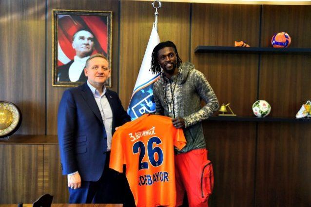 Adebayor trova squadra: fermo da 2 anni, va in Turchia con ingaggio da 1.2 milioni