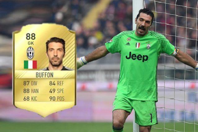 In FIFA Ultimate Team Gigi Buffon è diventato un bidone
