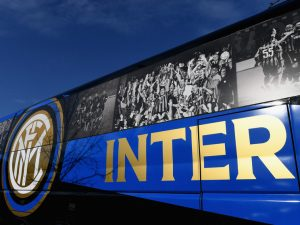 Dalla Grande Inter al Triplete 2010, il nuovo bus porta in giro la storia nerazzurra