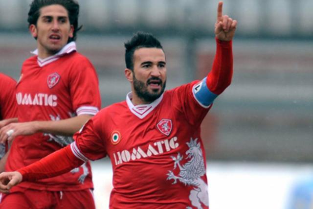 Campionato Lega Pro 2^ Divisione Girone B Perugia Campobasso